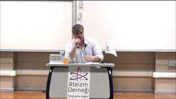 Felsefe Okulu 1. Oturum: Ateizm ve Temel Kavramları